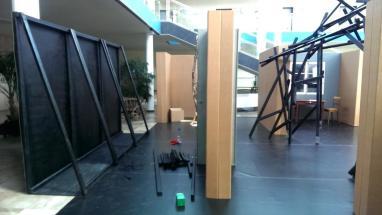 Zeit_zum_Erinnern_Projekt_Corinna_Luedtke_Aufbau_Wolfsburg_Rathaus_1